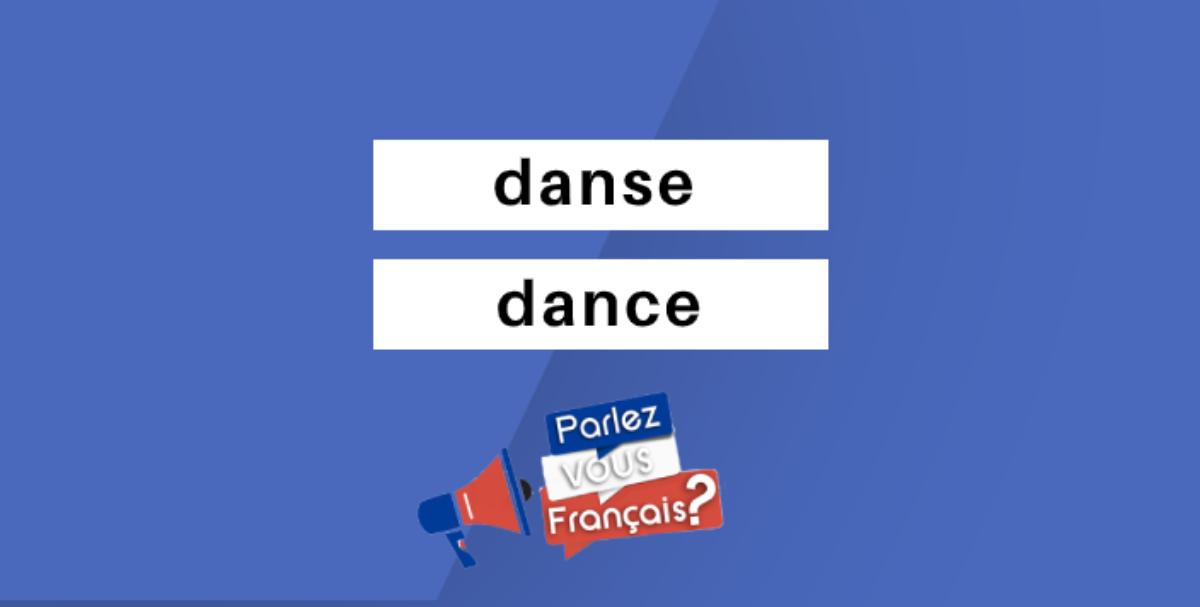 danse ou dance