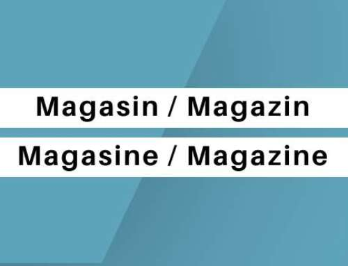 Doit-on écrire «Magasin» ou «Magazin», «Magasine» ou «Magazine»?